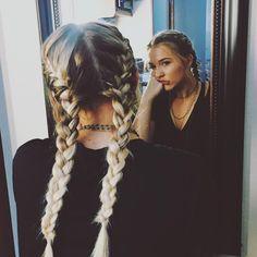 Lennon Stella 2017 - Hair / Beauty