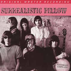 Jefferson Airplane - Surrealistic Pillow MONO (NUMBERED LIMITED EDITION 2 LP)