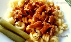 sk - recepty a videá o varení Macaroni And Cheese, Food And Drink, Meat, Chicken, Ethnic Recipes, Recipies, Mac And Cheese, Cubs