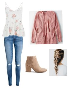 """""""Casual"""" by devinlopez-1 on Polyvore featuring moda, H&M y American Eagle Outfitters"""