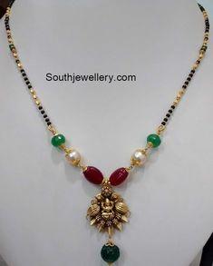 Black Beads, nallapusalu, mangalsutra