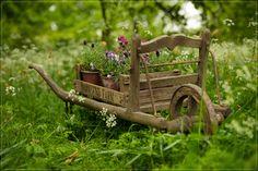 prim wheelbarrow