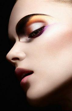 Makeup artist Tanja Kern