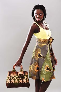 Malaika highwaist skirt