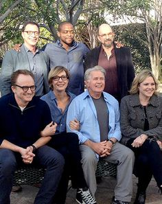 West Wing Cast Reunites Nine Years After Finale: Photos - Us Weekly