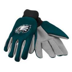 Philadelphia Eagles 2015 Utility Glove - Colored Palm