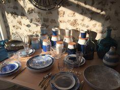 Nouvelle collection arts de la table Angel des montagnes Lagon