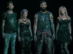 Skillet~Unleashed Photo Shoot