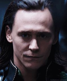 He's staring into your soul..this is my favorite Loki gif ever. F@#& .