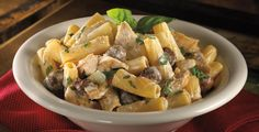 """Guests Choice: Classic Maggianos Recipes - Our Famous Rigatoni """"D,"""" Mom's Lasagna, and Spaghetti & Meatballs"""