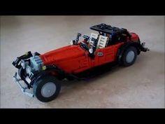 LEGO Ideas - Rolls Royce Phantom II (1934)
