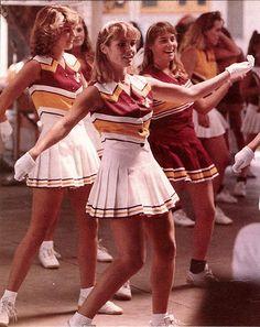 vintage everyday: Vintage Cheerleader Pictures from 1966-1967