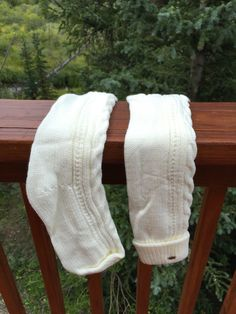 Women's thick boot sock leg warmer boot topper by ColoradoChickCo