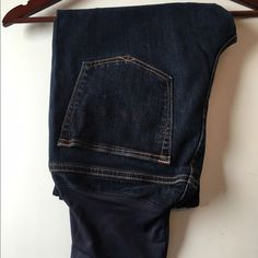 """Maternity Gap sexy bootcut maternity jeans 8A Gap sexy bootcut maternity jeans 8A,inseam27"""" GAP Jeans Ankle & Cropped"""
