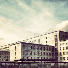 My Berlin photo after editing Berlin Photos, Mirror Glass, Eye, Geometry, Travel, Viajes, Destinations, Traveling, Trips