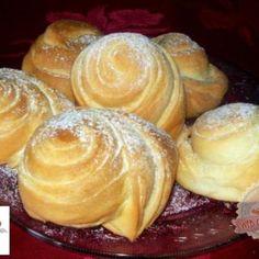 Nemzetiségek süteményei Sweet Roll Recipe, Rolls Recipe, Entrees, Breakfast Recipes, Food And Drink, Yummy Food, Sweets, Lunch, Bread
