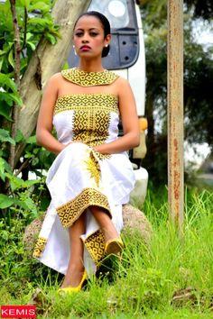 cfc4766c56 Ethiopian dresses– Kemis Designs  Ethiopian Fashion