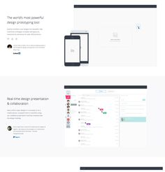 Check out the simple storytelling. Hits you with header, then just text info and image on side to help illustrate idea. towards the bottom you just end at testimonial and footer.