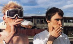Photography Magnus Unnar. Taken from the January 2002 issue of Dazed and Confused.