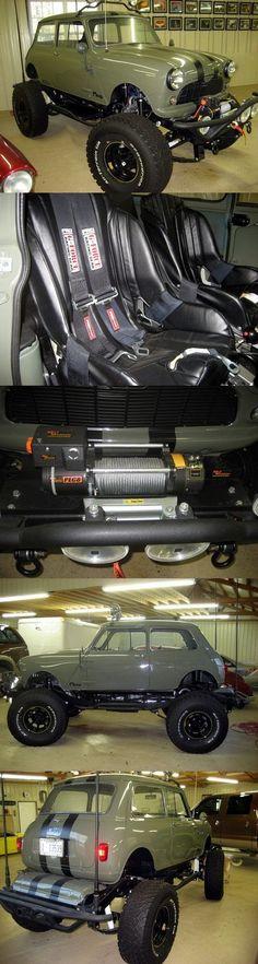 Monster 1965 MINI Cooper with 5.7-liter V8 Engine