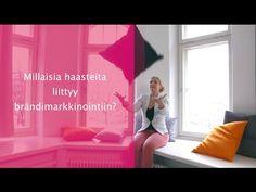 Anna Storå: Brändimarkkinointi sosiaalisessa mediassa