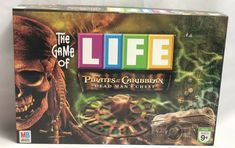 Pirates of Caribbean Dead Man/'s Chest Dice Game Set of 5 Replacement Dice B1