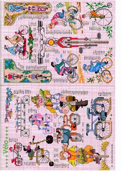 GRAFICOS PUNTO DE CRUZ GRATIS : GRAFICOS MINI(84)