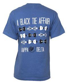 kappa delta shirt Kappa Delta www.greekt-shirtsthatrock.com  http://www.pinterest.com/SratStylista/