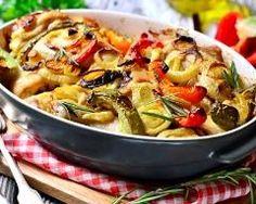Cuisses de poulet et légumes d'été rôtis au four Ingrédients