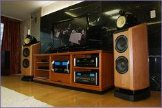 HiFi Stereo and home theater design available at Clear Audio Design in Charleston, WV. Phone 304-721-2604. Because life should sound beautiful!