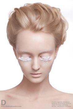 photo: Dmitry Drozdov  makeup: Ekaterina Guseva