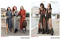Louis Vuitton 釋出 2017 春夏系列 Series 6 廣告大片,回歸法式浪漫風格!