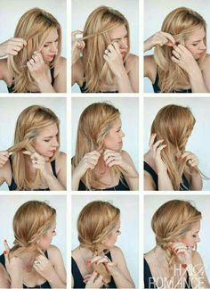 View this step by step tutorial for an easy Twist Braid Hairstyle Hairstyles For Long Hair Easy, Twist Braid Hairstyles, Step By Step Hairstyles, Twist Braids, Braided Hairstyles, 1940s Hairstyles, Long Haircuts, Braids Easy, Evening Hairstyles