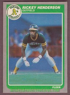 100 Best Rickey Henderson images  412c412d2