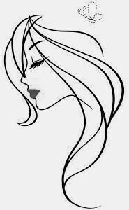 Doodle art 312578030364296978 - femme rouge Source by Pencil Art Drawings, Easy Drawings, Drawing Sketches, Silhouette Art, Wire Art, Fabric Painting, Painting Art, Paint Designs, Doodle Art