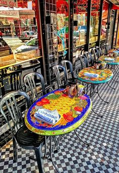 North Beach Cafe At San Francisco California