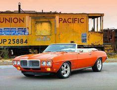 '69 Firebird convertible
