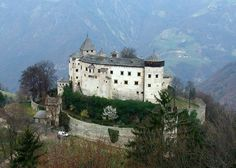 Presule Castle | Italy | via Wonderful Castles In the World on Facebook