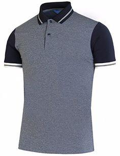 BCPOLO Men's Polo Shirt Spandex Raglan Short Sleeve Athletic Polo Shirt, http://www.amazon.com/dp/B01DIS3G2O/ref=cm_sw_r_pi_awdm_PSlgxb1GER146