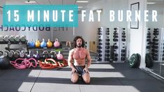 How to Eliminate Abdominal Fat in 2 Minutes - Belly Fat Burner Workout Hiit, Cardio, Joe Wicks The Body Coach, Belly Fat Burner Workout, Build Muscle Mass, Start Losing Weight, Reduce Weight, Lose Weight, High Intensity Workout