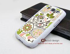 Samsung Galaxy SIII case  unique Samsung Galaxy S3 i9300 Case unique Case classic  pattern  design. $14.99, via Etsy.