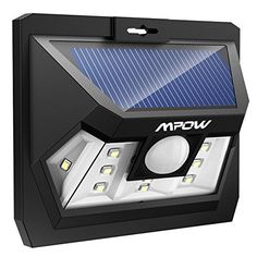 2 PACK Guirlande Lumineuse Solaire]Mpow Guirlande Lumineuses solaire