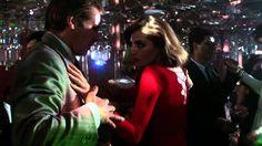 Sexy Emmanuelle Seigner and Harrison Ford hit the dance floor. Grace Jones Libertango, Everything Film, Kyle Richards, Fierce Women, Roman Polanski, Beautiful Songs, Film Stills, Movie Trailers, Musica