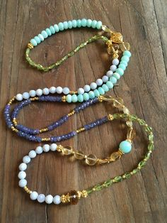 Pastel Envy ~ Arco Iris Necklace from Jugar N Spice