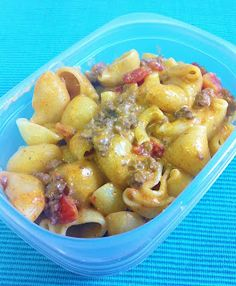 Operation: Lunch Box: Day 171 - Taco Pasta