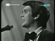 Festival RTP 1971 - Fernando Tordo - Cavalo À Solta