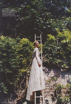 Fashion Editorial : Poppy Delevingne by Koto Bolofo for Town & Country Winter 2014
