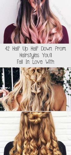 Bumped Half-Up Hairstyles #halfup ❤️ Half up half down prom hairstyles are really trendy this season. Check out our photo gallery of the most fabulous hairstyles to get inspired. ❤️ #lovehairstyles #hair #hairstyles #haircuts #weddinghair2019 #weddinghairBob #Looseweddinghair #weddinghairWithHeadpiece #Sidesweptweddinghair