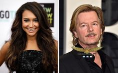 awesome Oddly Adequate, These Naya Rivera & David Spade Relationship Rumors Are Genuine
