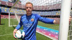 Ter Stegen #TerStegen #FCBarcelona